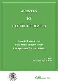 APUNTES DE DERECHOS REALES