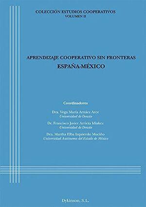APRENDIZAJE COOPERATIVO SIN FRONTERAS. ESPAÑA-MÉXICO