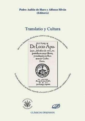 TRANSLATIO Y CULTURA