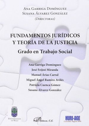 FUNDAMENTOS JURÍDICOS Y TEORÍA DE LA JUSTICIA