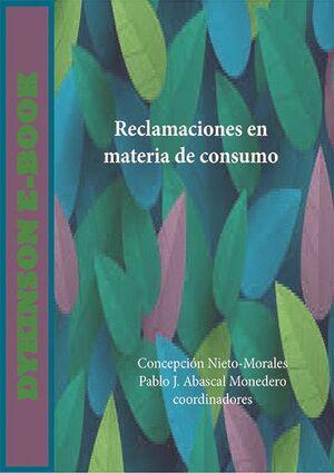 RECLAMACIONES EN MATERIA DE CONSUMO