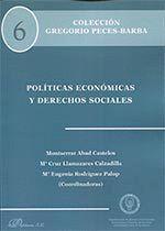 POLÍTICAS ECONÓMICAS Y DERECHOS SOCIALES