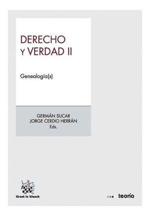 DERECHO Y VERDAD II. GENEALOGA(S)