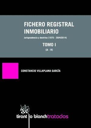 FICHERO REGISTRAL INMOBILIARIO