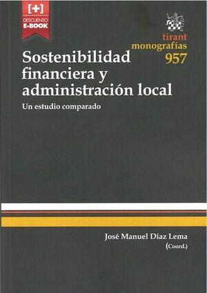 SOSTENIBILIDAD FINANCIERA Y ADMINISTRACIÓN LOCAL. UN ESTUDIO COMPARADO