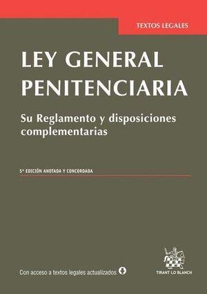 LEY GENERAL PENITENCIARIA