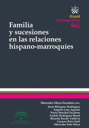 FAMILIA Y SUCESIONES EN LAS RELACIONES HISPANO-MARROQUÍES