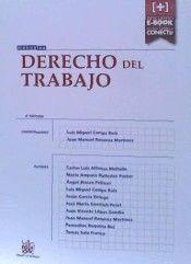 DERECHO DEL TRABAJO 4ª EDICIÓN 2014