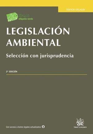 LEGISLACIÓN AMBIENTAL 2ª EDICIÓN 2014