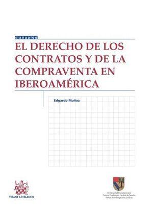 EL DERECHO DE LOS CONTRATOS Y DE LA COMPRAVENTA EN IBEROAMÉRICA