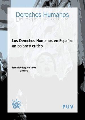 LOS DERECHOS HUMANOS EN ESPAÑA: UN BALANCE CRTICO