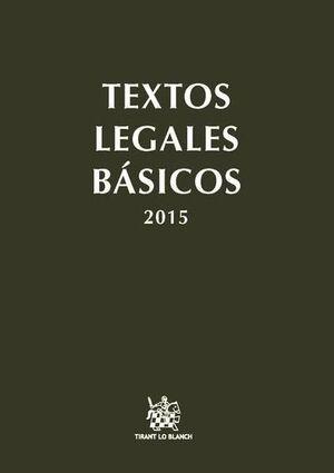 PACK TEXTOS LEGALES BASICOS 2015