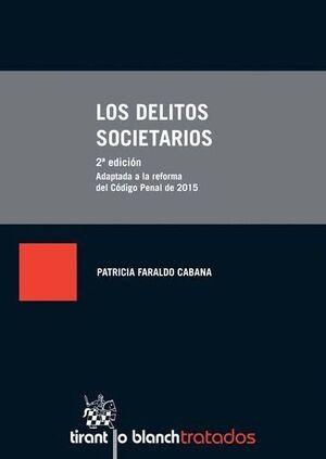 LOS DELITOS SOCIETARIOS