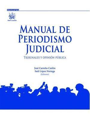 MANUAL DE PERIODISMO JUDICIAL