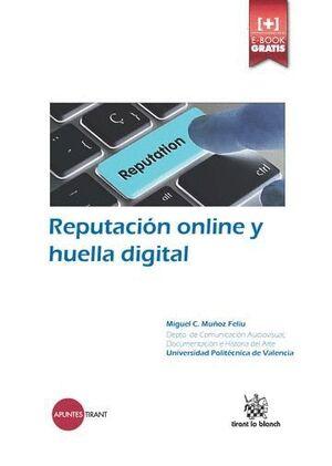 REPUTACIÓN ONLINE Y HUELLA DIGITAL