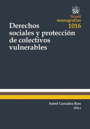 DERECHOS SOCIALES Y PROTECCIÓN DE COLECTIVOS VULNERABLES TÉCNICAS DE TUTELA
