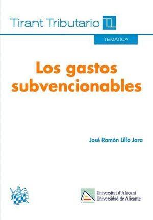 LOS GASTOS SUBVENCIONABLES