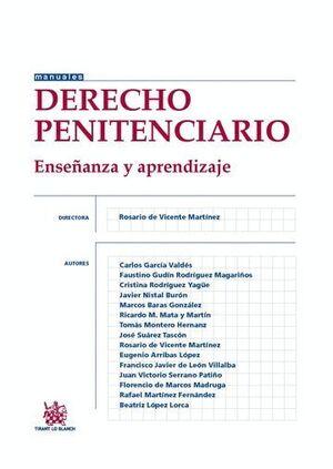 DERECHO PENITENCIARIO ENSEÑANZA Y APRENDIZAJE