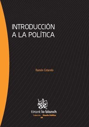 INTRODUCCIÓN A LA POLÍTICA