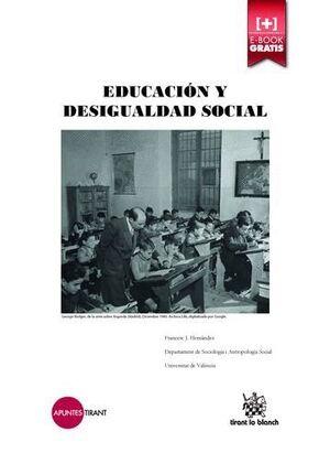 EDUCACIÓN Y DESIGUALDAD SOCIAL