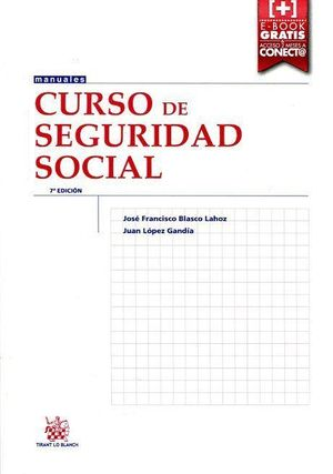CURSO DE SEGURIDAD SOCIAL 7ª EDICIÓN 2015