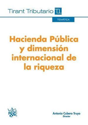 HACIENDA PÚBLICA Y DIMENSIÓN INTERNACIONAL DE LA RIQUEZA