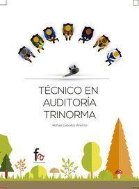 TECNICO EN AUDITORIA TRINORMA