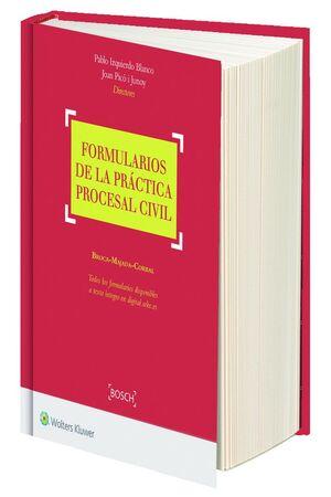 FORMULARIOS DE LA PRÁCTICA PROCESAL CIVIL