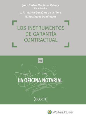 LOS INSTRUMENTOS DE GARANTÍA CONTRACTUAL