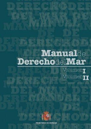 MANUAL DE DERECHO DEL MAR