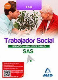 TRABAJADORES SOCIALES DEL SERVICIO ANDALUZ DE SALUD. TEST