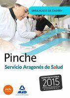 PINCHE DEL SERVICIO ARAGONÉS DE SALUD (SALUD-ARAGÓN). SIMULACROS DE EXAMEN