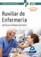AUXILIARES DE ENFERMERÍA DEL SERVICIO RIOJANO DE SALUD.
