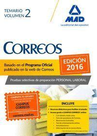 PERSONAL LABORAL DE CORREOS Y TELÉGRAFOS.