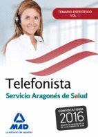 TELEFONISTAS DEL SERVICIO ARAGONÉS DE SALUD.