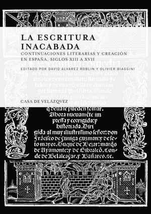 LA ESCRITURA INACABADA