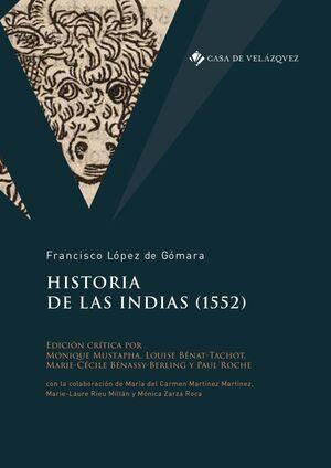 HISTORIA DE LAS INDIAS (1552)
