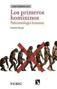 LOS PRIMEROS HOMININOS