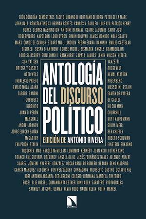 ANTOLOGÍA DEL DISCURSO POLÍTICO