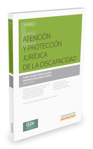 ATENCIÓN Y PROTECCIÓN JURÍDICA DE LA DISCAPACIDAD