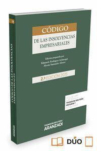 CÓDIGO DE LAS INSOLVENCIAS EMPRESARIALES (PAPEL + E-BOOK)