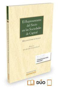 EL REPRESENTANTE DEL SOCIO EN LAS SOCIEDADES DE CAPITAL (PAPEL + E-BOOK)