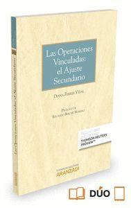 LAS OPERACIONES VINCULADAS: EL AJUSTE SECUNDARIO (PAPEL + E-BOOK)