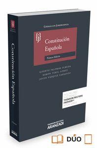CONSTITUCIÓN ESPAÑOLA (PAPEL + E-BOOK) CÓDIGO CON JURISPRUDENCIA