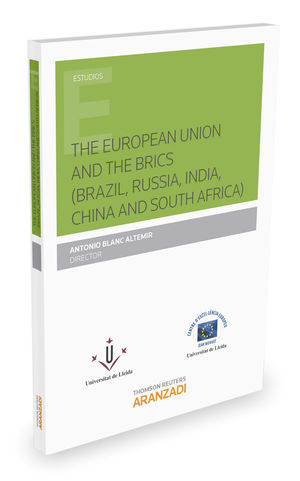 LA UNIÓN EUROPEA Y LOS BRICS (BRASIL, RUSIA, INDIA, CHINA Y SUDÁFRICA) EN INGLES