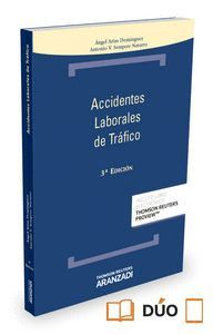ACCIDENTES LABORALES DE TRÁFICO (PAPEL + E-BOOK)