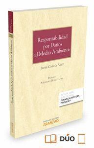 RESPONSABILIDAD POR DAÑOS AL MEDIO AMBIENTE (PAPEL + E-BOOK)