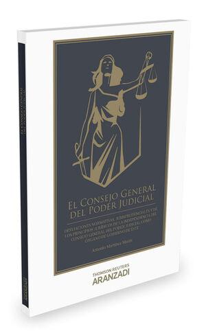 EL CONSEJO GENERAL DEL PODER JUDICIAL