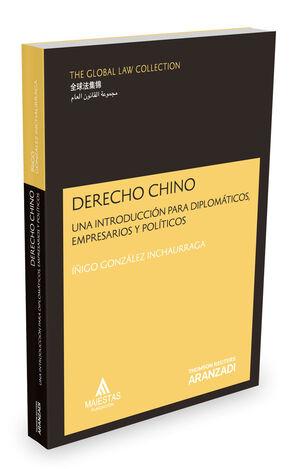 DERECHO CHINO