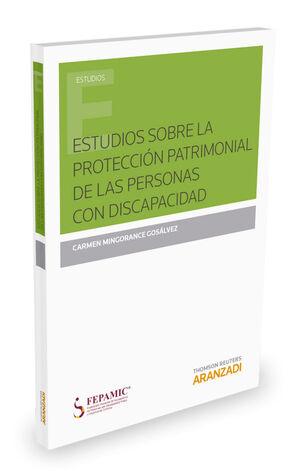 ESTUDIOS SOBRE LA PROTECCIÓN PATRIMONIAL DE LAS PERSONAS CON DISCAPACIDAD